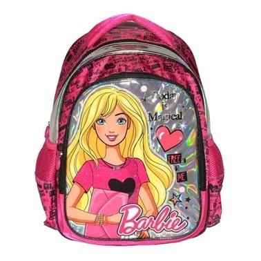 Barbie Unisex Çocuk  Okul Çantası U292453 Pembe